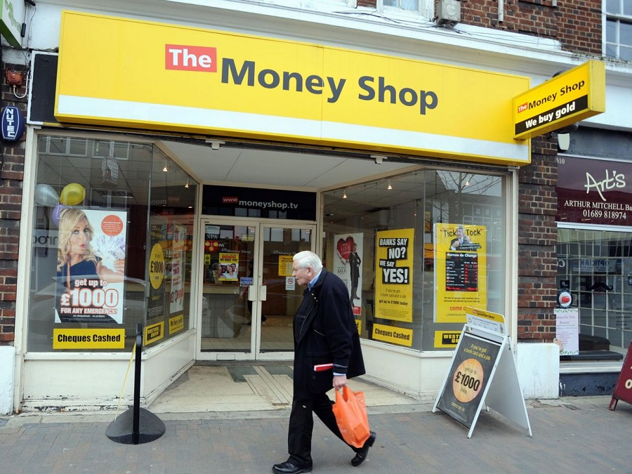 Dollar Financial UK – The Money Shop