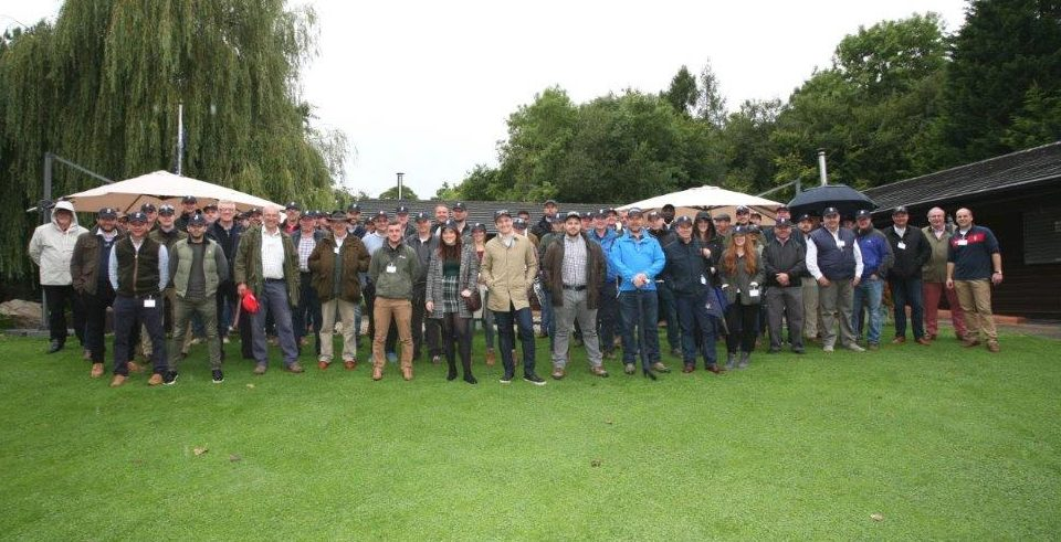 Clay Pigeon Shoot – 2017