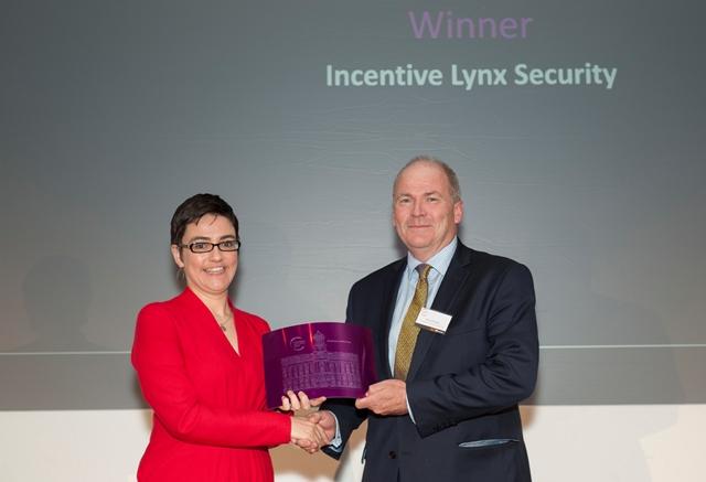 Incentive Lynx Security triumph