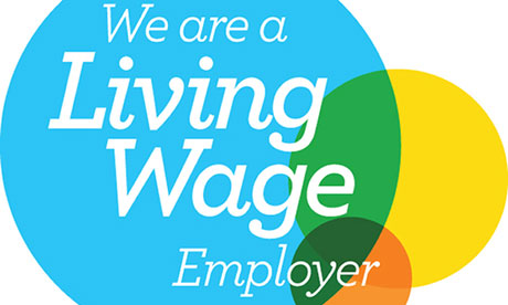 Committment to the living wage