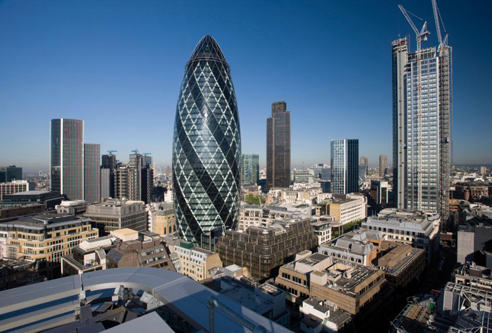 Incentive Lynx secure contract with 30 St Mary Axe