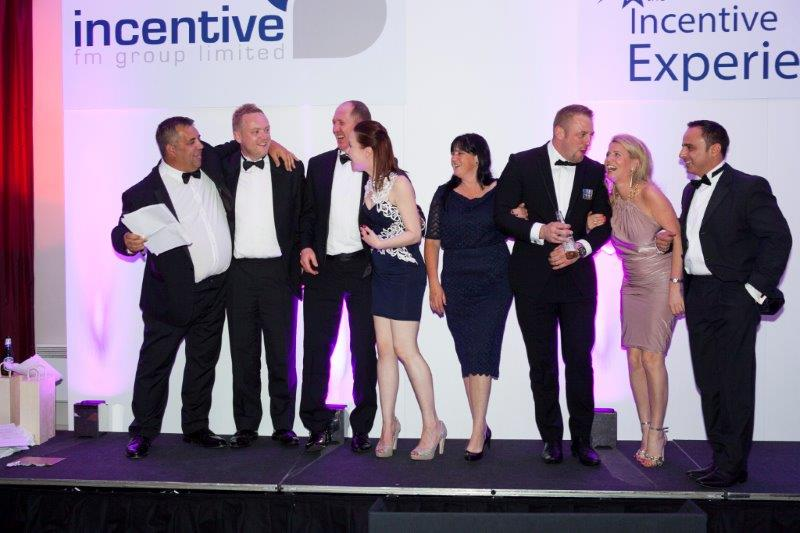 The Incentive Experience – The Awards Ceremony