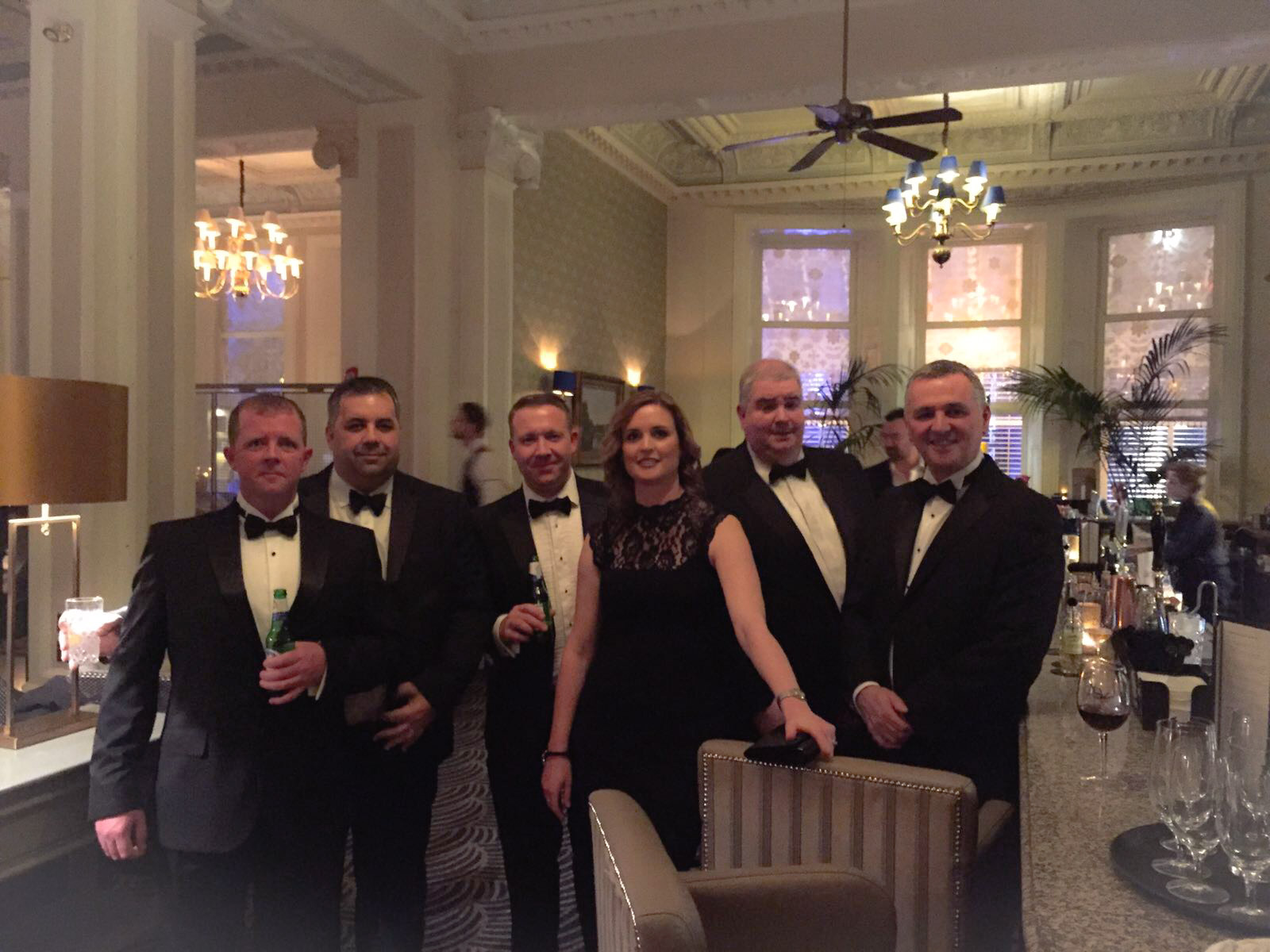 Success at the Revo ACE Customer Service awards