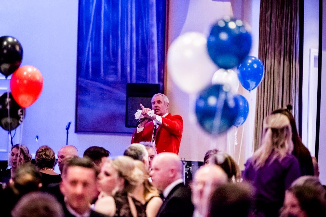Charity Ball raises £13,000 for Children's Charities