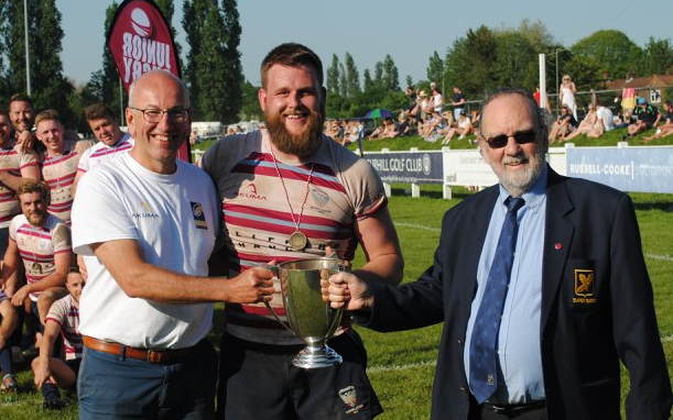 Incentive FM Surrey Rugby Cup Finals