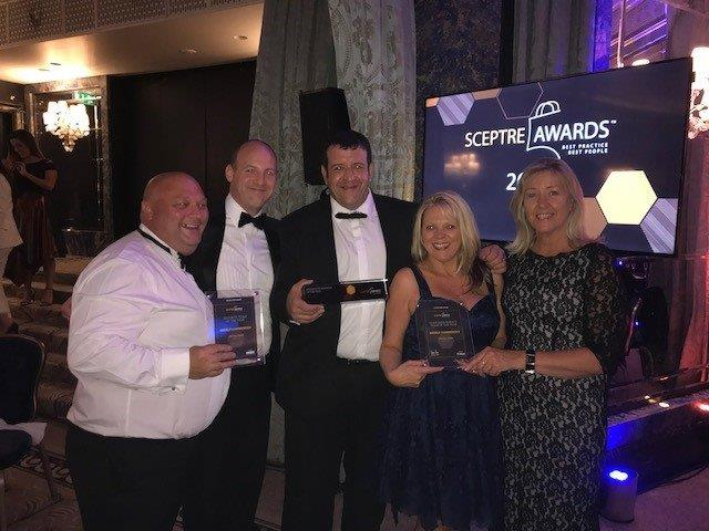A Successful year for Incentive FM at the SCEPTRE Awards