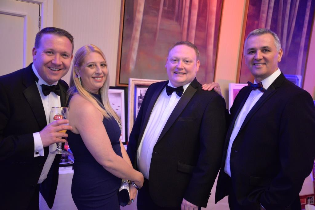 Incentive FM's Charity Ball raises £12k