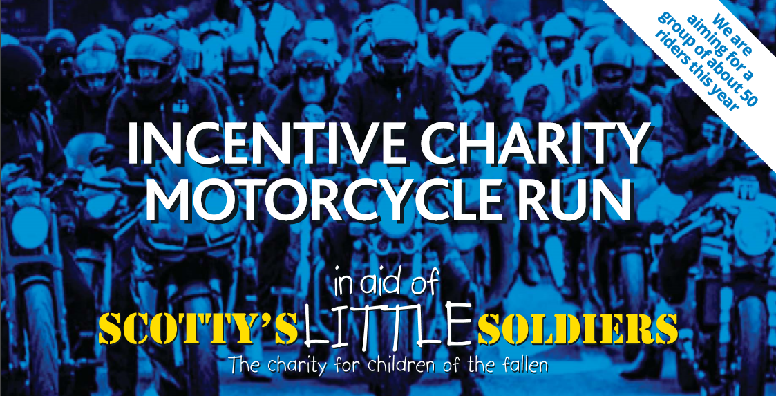 Incentive Charity Motorcycle Run