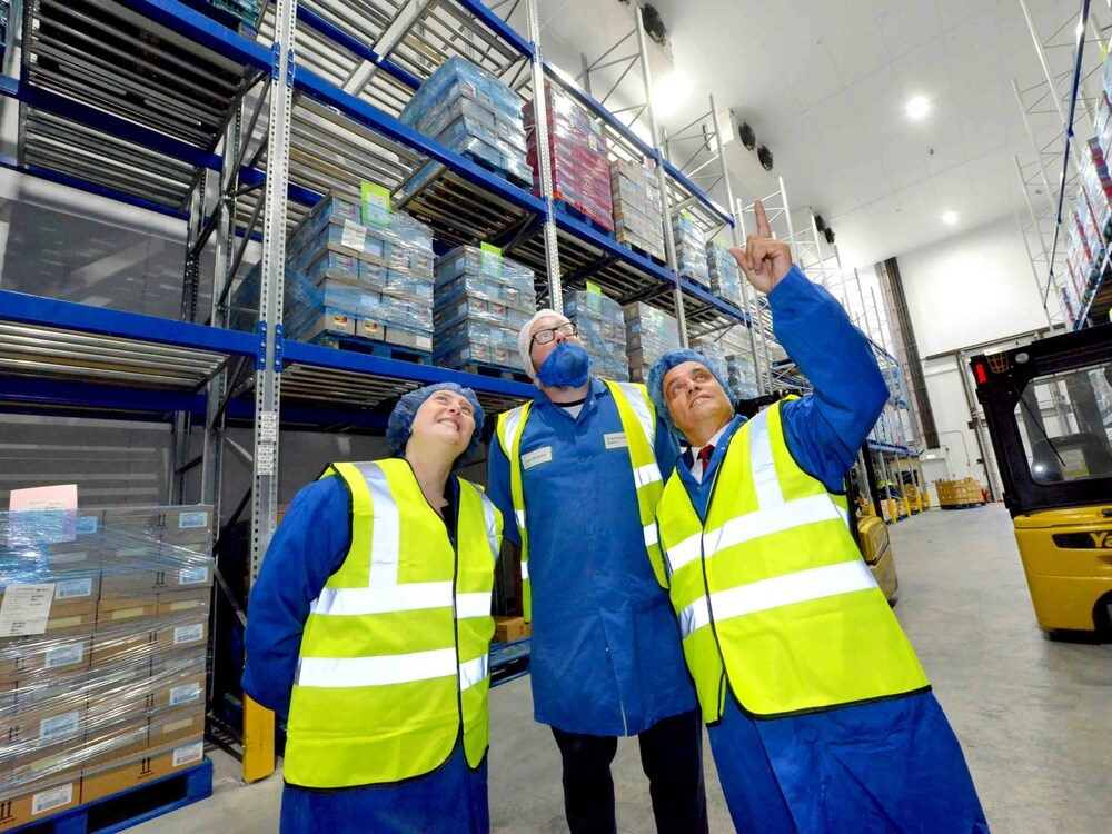 Palethorpes Bakery Opts for Incentive Tec at Market Drayton Facility