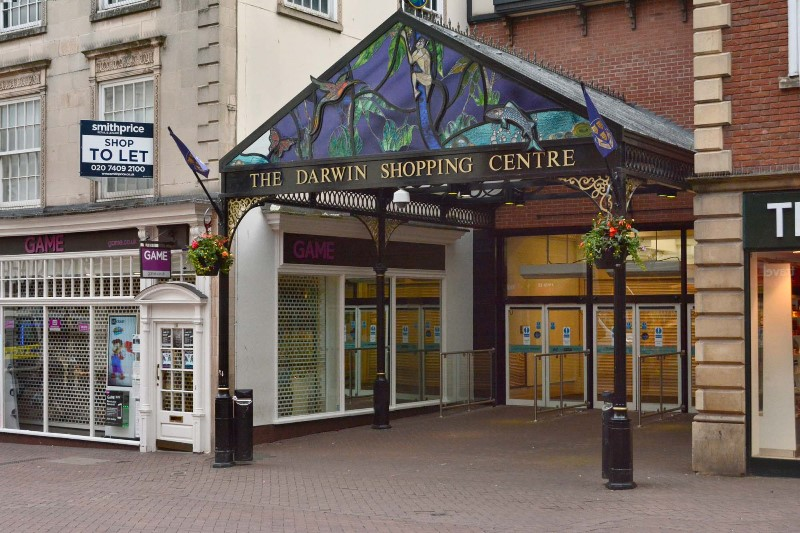 Incentive FM win contract with Shrewsbury shopping centre